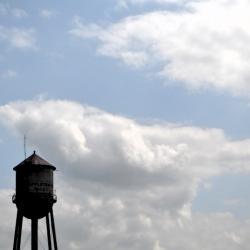 Water Tower at Appleton CIty, MO